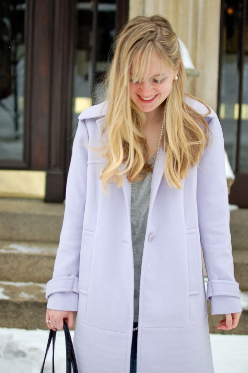 Bright Coats for Winter