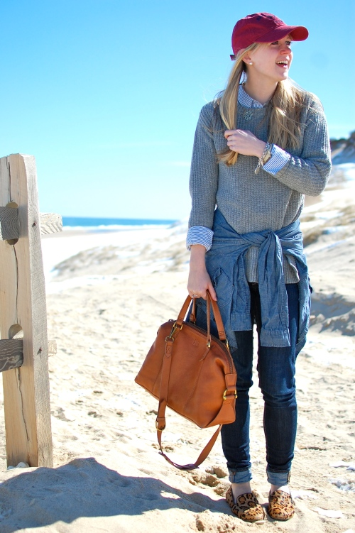 New England Winter Fashion