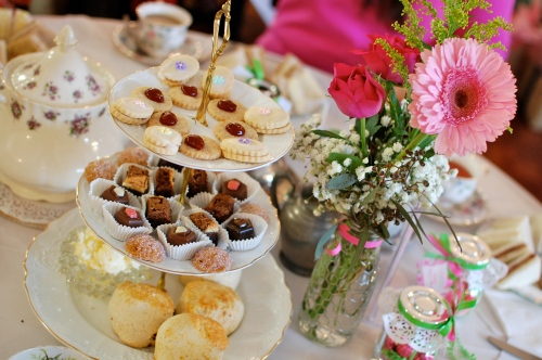 Bridal Party Tea