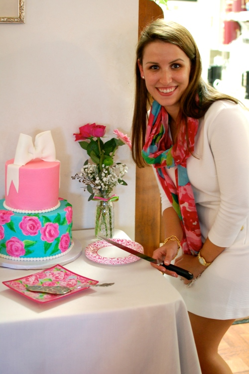Lilly Pulitzer First Impression Party