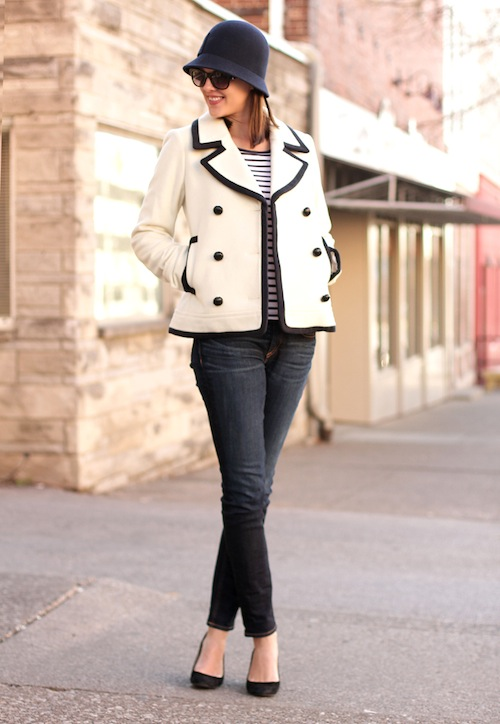 Winter Nautical Outfit