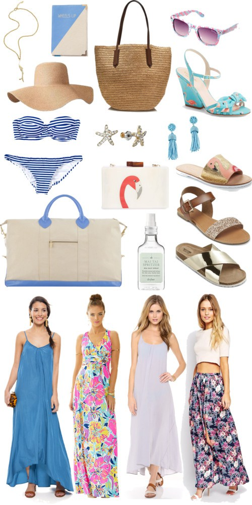 What to pack for the Bahamas