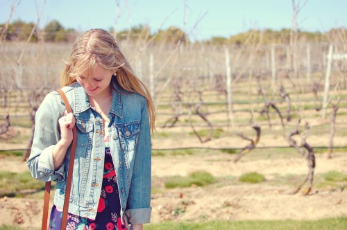 what to wear to a vineyard