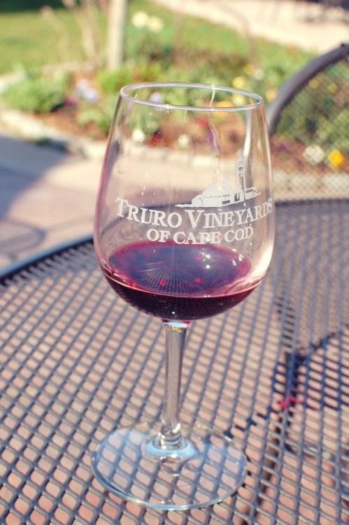 Truro Vineyards Cranberry Wine