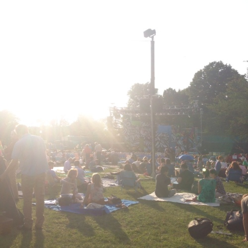 Shakespeare on the Common 2015