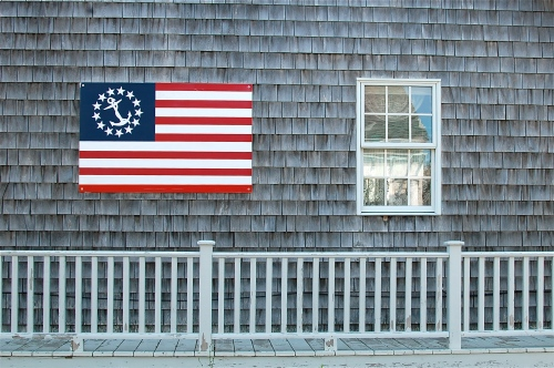 Anchor American Flag